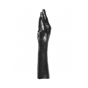 ALL BLACK Fisting Dildo Wolfgang, AB21