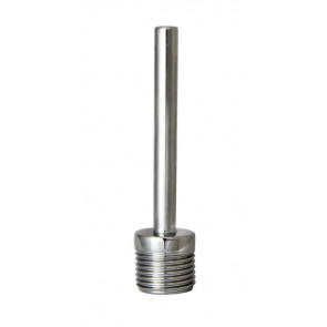 Slim Douche Nozzle, Stainless Steel