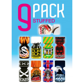 Stuffed - 9 Pack