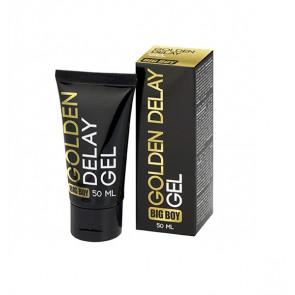 Big Boy - Golden Delay Gel, 50 ml