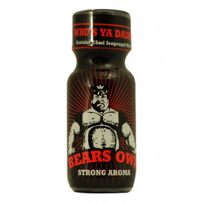 Bears Own Strong Aroma 25 ml