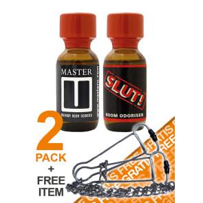 BDSM Starter Mix 3-Pack