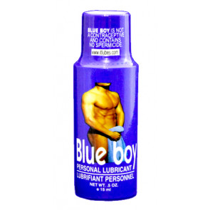 BLUE BOY Personal Lubricant, 15 ml (0,5 oz)