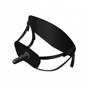 Hung System Harness & Insert Plug, PP/TPE, Black