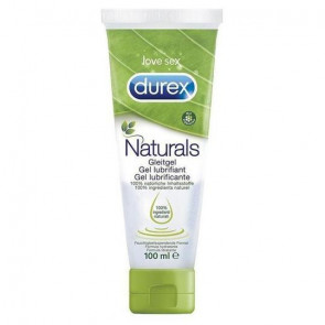 DUREX Naturals Lubricant, Water Based, 100 ml (3,4 fl.oz.)