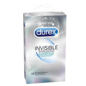 DUREX Invisible 12 St.