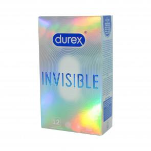 DUREX Invisible 12 St.