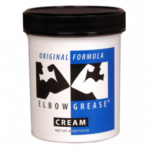 ELBOW GREASE, Original Cream, 4 oz / 114 g