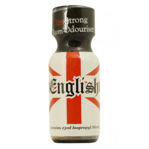 English Xtra Strong 25 ml - Room Odouriser