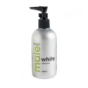 Cobeco MALE White Lubricant, Gleitmittel, 250 ml