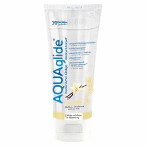 JoyDivision AQUAglide Medical Lubricant, Waterbased, Vanilla, 100 ml (3,4 fl.oz.)
