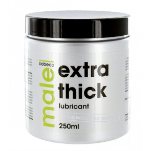 "Cobeco MALE Gleitmittel ""Extra Thick"", 250 ml"
