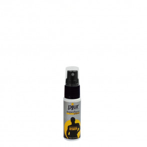 pjur superhero STRONG PERFORMANCE Spray, 20 ml (0,68 fl.oz)