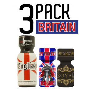 BRITAIN PREMIUM Mix 3-Pack