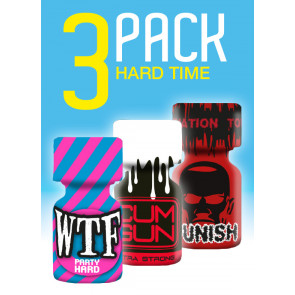 Hard Time - 3 Pack