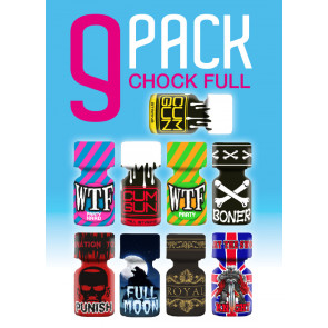 Chock Full - 9 Pack