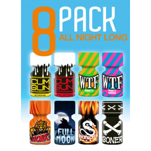 All Night Long - 8 Pack