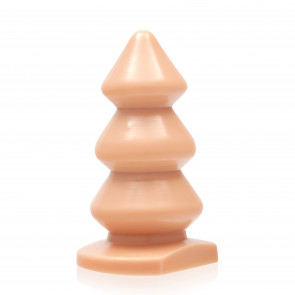 SI IGNITE Bump Plug (X-Large) , 14,50 cm (5,75 in), Flesh
