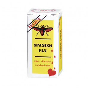 Cobeco Spanish Fly S-Drops Yellow, 15 ml
