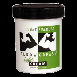 ELBOW GREASE, Light Cream, 4 oz / 113 g
